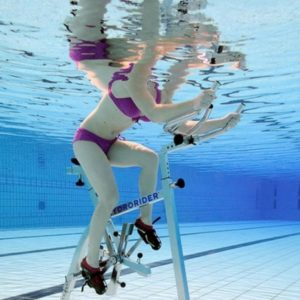 aquabike salle de sport o-zone bordeaux gym fitness aquagym