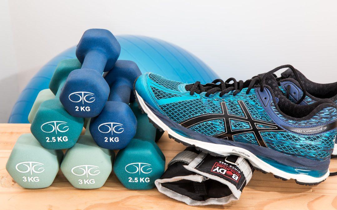 Le sport est d'une grande importance pour notre santé!