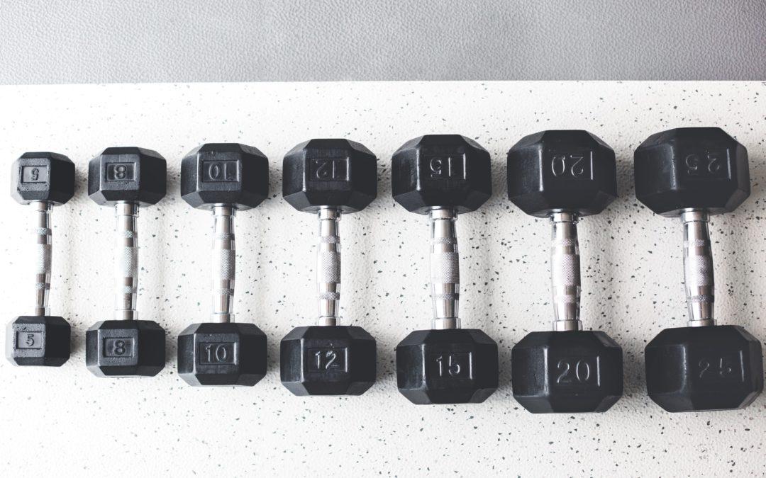 Combien d'entrainement par semaine est suffisant ?